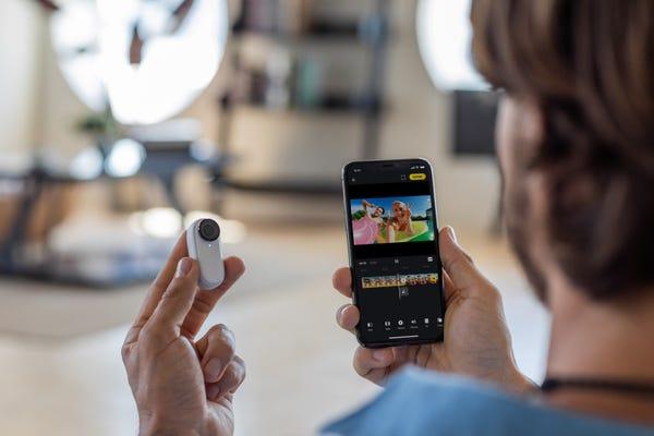 Insta360 GO 2 アクションカメラ